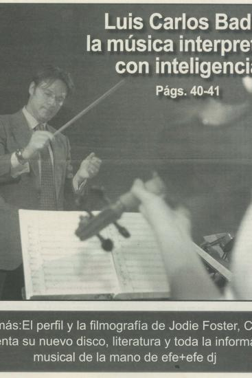 """The Music with intellect"" (Spain)"