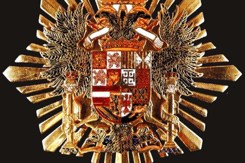 "2012 - ""Gran Placa"" Charles V"