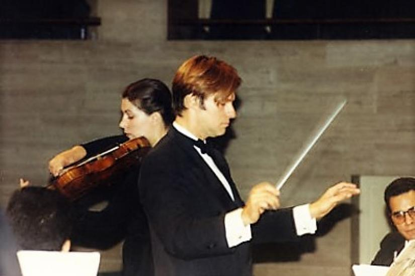 Clases Magistrales de práctica en orquesta de Cámara Riopar