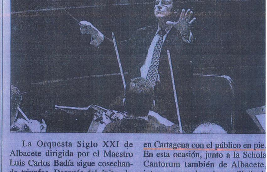 Resounding success  (Spain)